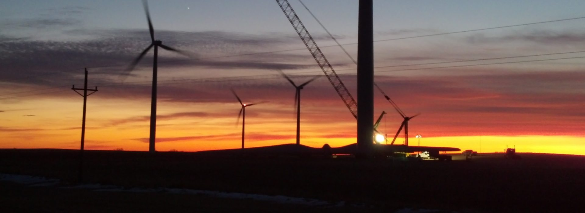 Midwest Wind Turbine Maintenance